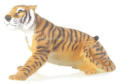 FREE SHIPPING   AAA 96888 Tiger Sitting Model Toy Tigress - New in Package