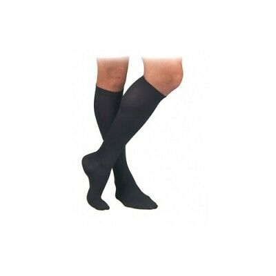 Activa Men's Compression Dress Socks 15 - 20 mmhg - BLACK