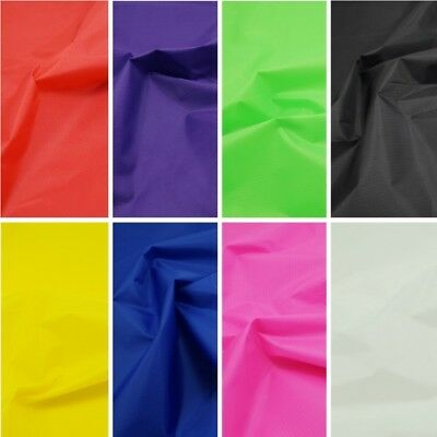 Water Resistant Ripstop Fabric Waterproof Material Lightweight Nylon