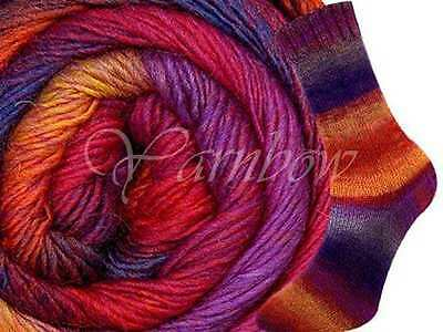 Wisdom Yarns ::Poems Sock #955:: wool Tropical Sunset