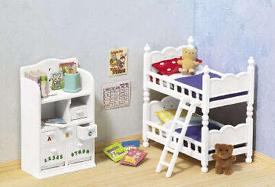CALICO CRITTERS CC2441 CHILDREN'S BEDROOM SET BRAND NEW
