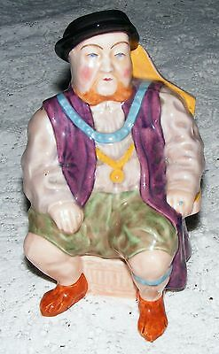 Melba   Ware   1950's  King   Henry   V111   Toby  Jug   By   H.  Wains  &  Sons