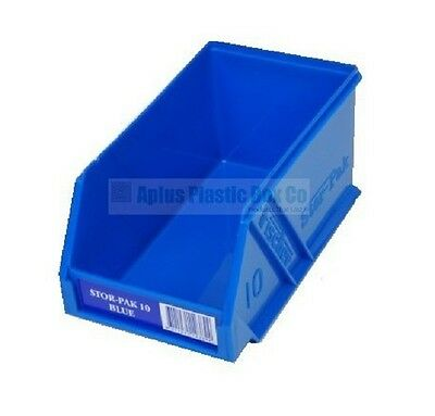 Stor-Pak Size 10 Storage Bin 100% Australian Made - Five Colours Available