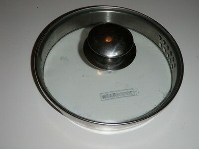 Wear Ever Glass Cookware Lid 6 1/8""