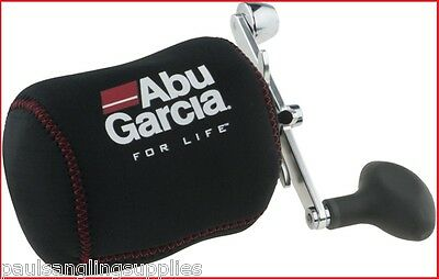 Abu Garcia Sea Fishing Multiplier Neoprene Reel Case All sizes Cover Reel on rod