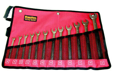 Long Series Combination /Ring Open End Spanner Set 8-24mm/8-32mm/6-32mm