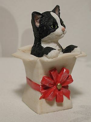 Katzenfigur PURRFECT PRESENT #CA04206 Country Artists Katze Tierfigur Cat