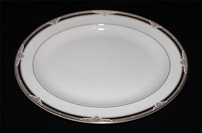 """Royal Doulton ANDOVER H5215 13 3/4"""" by 10 3/4"""" Oval Serving Platter"""