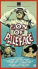 """SON OF PALEFACE""      BOB HOPE     ROY ROGERS      VHS      NEW      NEW"