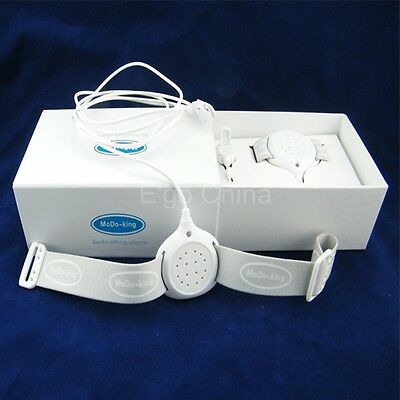Security Enuresis Alarm for Kids and Patients Eliminate Bed Wetting Bedwetting