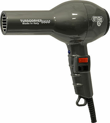 ETI 3500 Turbodryer Professional Hairdryer - 6 Colours Available