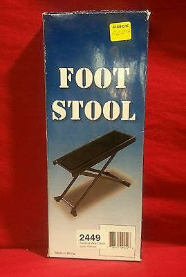 Guitar Foot Stool Id# N 2742 L-Ag