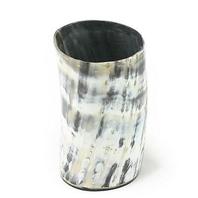 Horn Beaker - Rough/Polished Finish 0
