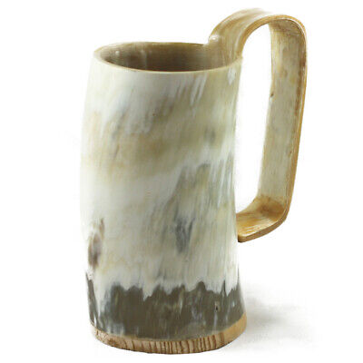 Horn Mug - Medium - Polished 0