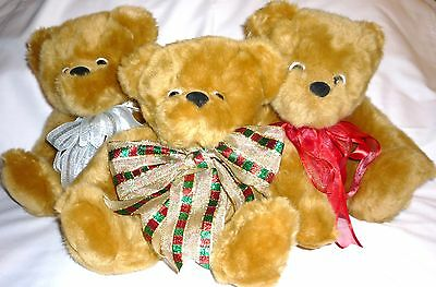 Cute Teddy Bear With Removable Micro Heat Pack, Hand Tied Ribbon.gift Idea!