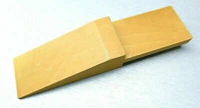 "BENCH PIN FOR BENCH ANVIL REPLACEMENT PART WOODEN BENCH PIN & ANVIL 7""L x 1-3/4"""