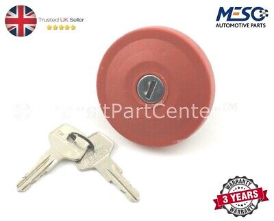 Fuel Petrol Diesel Cap With 2 Keys Ford Transit Mk4 1991-1993