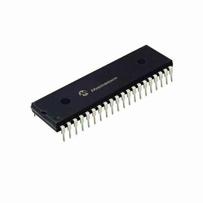 Microchip PIC16F877A-I/P DIP Microcontroller - Brand New UK STOCK