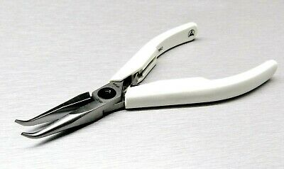 Lindstrom 7892 Pliers Bent Nose Pliers #7892 Supreme Line Jewelry & Electronics