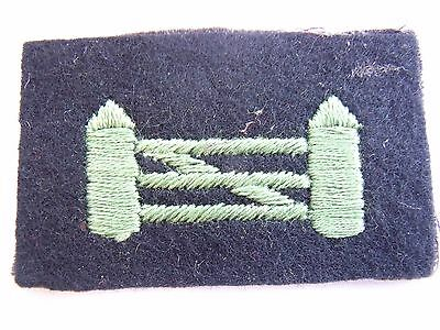 Scarce Original Ww2 Patch British Troops In Northern Ireland Free Shipping