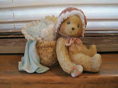 """Cherished Teddies: Jasmine """"You Have Touched My Heart"""""""