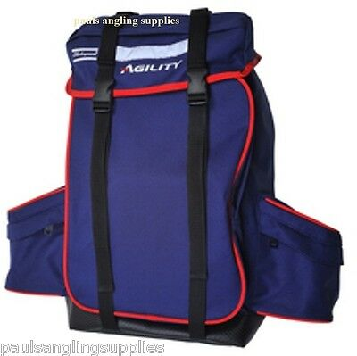 Shakespeare Agility Sea Fishing Beach Rucksack / Bag / Ruck Sack