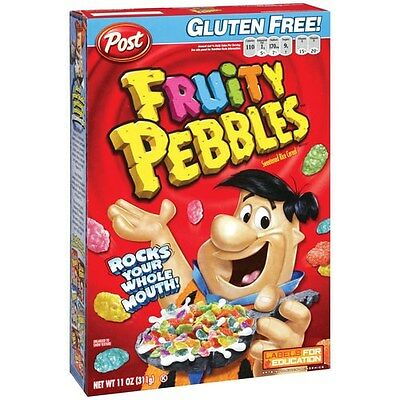 Post ~  Pebbles  Cereals  ~   Many Flavor Choices!