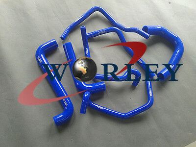 Holden Commodore VY V8 5.7L LS1 2002 2003 2004 Silicone Radiator Hose