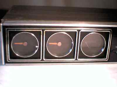 Vintage PANASONIC IC FET AM FM Multiplex Stereo RE-7680 7680C Round Radio Dials