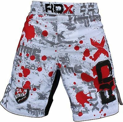 RDX Authentic Gel Flex Fight Shorts UFC MMA Cage NHB Grappling FR