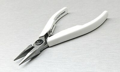 Lindstrom # 7893 Chain / Snipe Nose Pliers Supreme Series Jewelry  Electronics