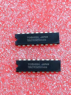 8 Channel Source Driver TD62783AGP 62783 DIP Same as UDN2981 & UDN2982 DIP Qty 2