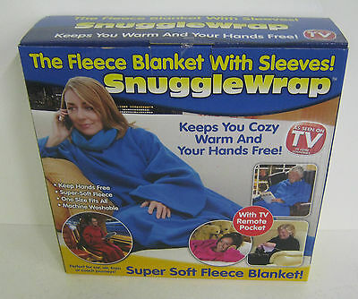 Adults Snugglewraps Available in four colours