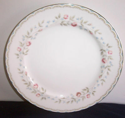"""Pattern Colebrook By Rose China Japan 10 1/4"""" Dinner Plate Pattern # 45/142"""