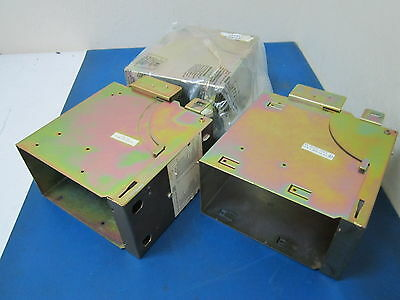 LOT of 3: Bally Gaming ProSlot S6000 Coin Housing, AS-06602-0002, AS-06602-0003