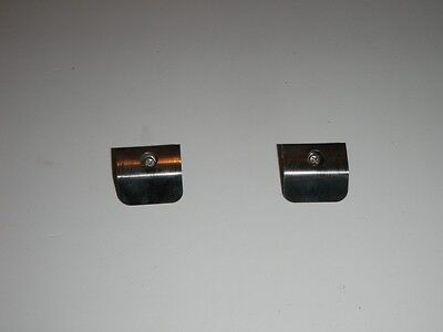 Oster Sunbeam Bread Machine Spring Support Clips For Pan 5815 BMPF