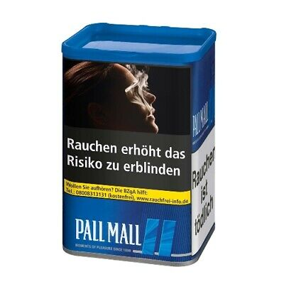 Pall Mall Blue Smooth Taste XL 65 Gramm Zigarettentabak / Tabak