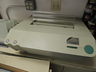 """""""Completely Reconditioned"""" PARKER FASTBACK 15 TAPE BINDER W/ LOTS OF SUPPLIES"""