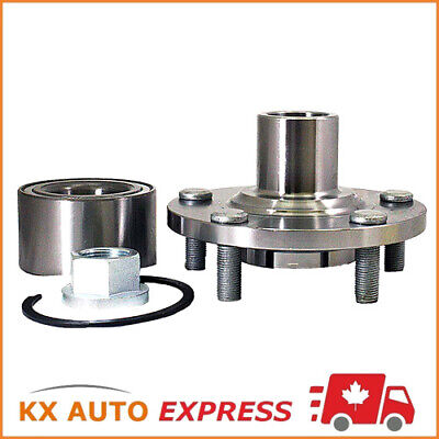 Front Wheel Bearing Hub Repair Kit For Nissan Maxima 2000 2001 2002 2003 2004