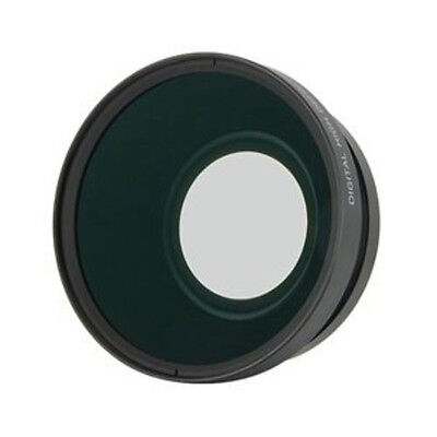 PRO Wide Angle HD 62mm Lens / MACRO 0.43x Converter For Canon Sony Nikon fisheye