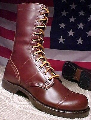CORCORAN MEN MADE IN THE USA HISTORIC PARATROOPER JUMP BOOTS