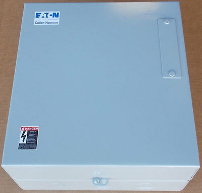 New Cutler Hammer ECL03B1A9A 20Amp 9 Pole 120V Coil Lighting Contactor N1