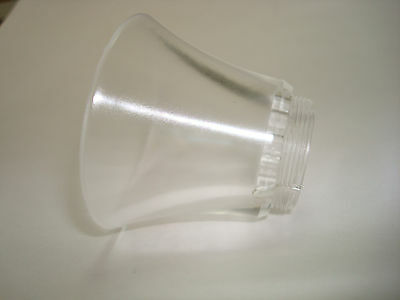 Western Electric candlestick telephone wood wall telephone clear mouthpiece