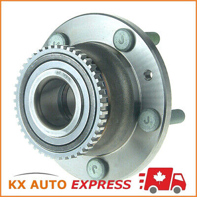 Rear Wheel Bearing & Hub For Ford Fusion Fwd 2006 2007 2008 2009 2010 2011 2012