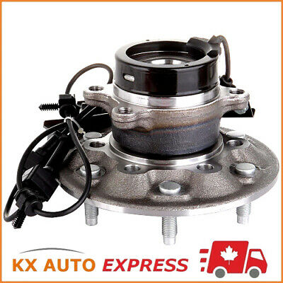 Front Left Wheel Bearing &hub Assembly For Chevrolet Colorado 4Wd 2004 2005 2006