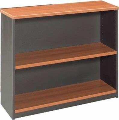 Bookcase Home Office Furniture Bookshelf 900x900mm BOOK CASE Storage SOLID BACK