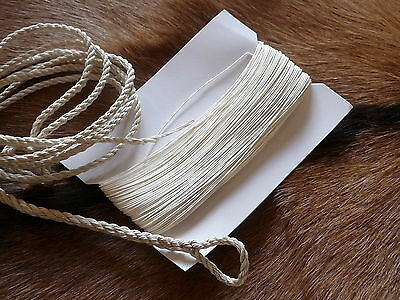 50 metres Ramie thread - bowstrings, servings etc natural alternative to linen