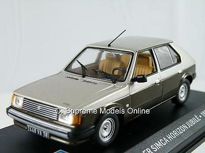 Talbot Simca Horizon Jubilee Model Car 1979 Packaged 1/43 Scale Issue K8967Q~#~