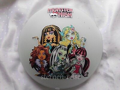 Wandlampe - Lampe - Monster High -  Deckenlampe *LED*
