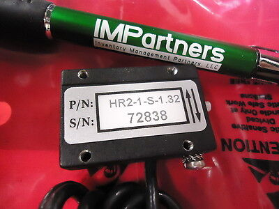 Nanomotion HR2-1-S-1.32 Ceramic Piezo Motor. Brand New!